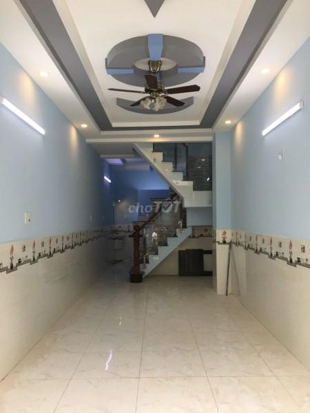 Hẻm 88 Hoàng Ngân, Quận 8 cần bán nhanh 2 tầng, rộng 42m2 (4mx13m), sàn gạch men, giá 1.9 tỷ, 42m2, ,