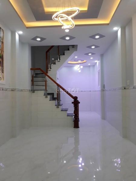 Hẻm 231 Dương Bá Trạc, Quận 8, kiến trúc đẹp, cần bán nguyên căn còn mới, giá 1.6 tỷ, dtsd 88m2, 43.2m2, ,