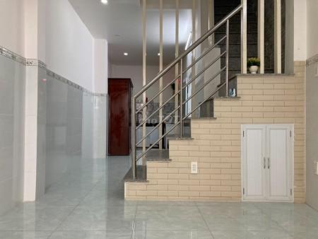 Cần bán nhà rộng 33m2, 1 trệt, 1 lầu, đúc bê tông cốt thép, giá 2.595 tỷ, hẻm 350 Nguyễn Văn Lượng, 33m2, ,
