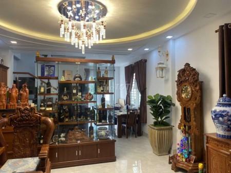 Mình có nhà trống Quận Phú Nhuận, hẻm an ninh, 4 tầng, giá 9.85 tỷ, dtsd 50m2, 5 PN, 50m2, ,