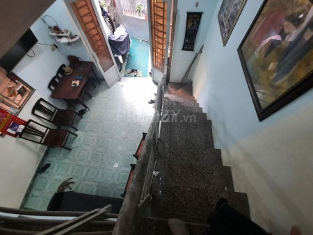 Đường Nguyễn Văn Nghi, Gò Vấp rộng 44.2m2, 1 trệt, 2 lầu, đúc kiên cố, bán nhà giá 4.1 tỷ, 44.2m2, ,