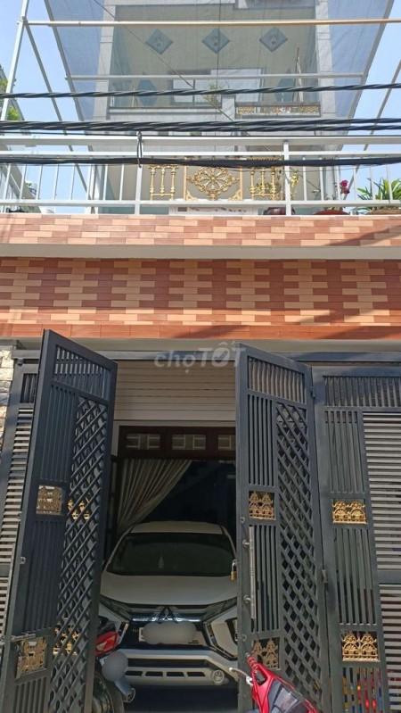 Nhà trống cần bán nhanh giá 3.95 tỷ, dtsd 60m2 (4mx15m), hẻm Huỳnh Thị Hai, Quận 12, 60m2, 3 phòng ngủ, 4 toilet