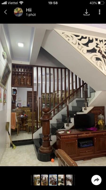 Cần bán nhà khu dân cư Thăng Long, 1 trệt, 1 lầu, dtsd 62m2, giá 5.4 tỷ, lh 0347705848, 62m2, ,