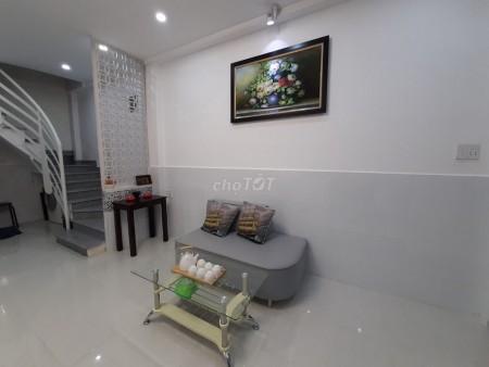 Cần bán nhà rộng 1 trệt, 1 lầu, 1 gác, sàn gạch men, dtsd 32m2, hẻm Nguyễn Oanh, Quận Gò Vấp, giá 3.2 tỷ, 32m2, ,