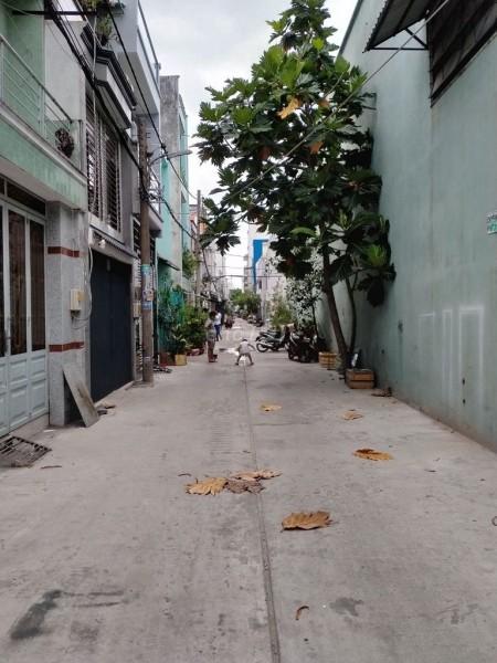 Bán nhà 4 tỷ, 2.5 tấm rộng 40m2, hẻm khu dân cư an ninh Hương Lộ 2, Quận Bình Tân, 37m2, ,