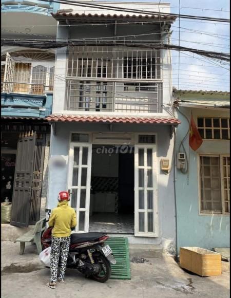 Hẻm Chu Văn An, Bình Thạnh, an ninh cần bán nguyên căn 35m2, 2 tầng, giá 1.98 tỷ, 35m2, 2 phòng ngủ, 2 toilet