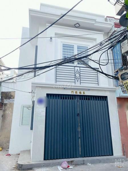 Mình có nhà nguyên căn gốc yên tĩnh cần bán nhanh giá 2.5 tỷ, dtsd 20m2, hẻm Nguyễn Văn Luông, Quận 6, 20m2, 2 phòng ngủ, 2 toilet