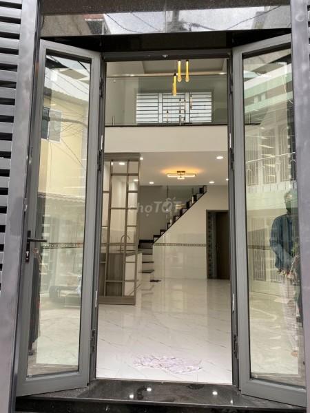 Bán nhà chính chủ rộng 27m2, 1 trệt, 1 lửng, 2 lầu, sân thượng, giá 5.5 tỷ, hẻm Phạm Văn Chí, Quận 6, 27m2, ,