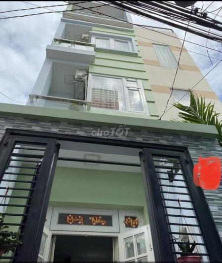 Nhà hẻm Sơn Kỳ, Quận Tân Phú cần bán nhanh 1 trệt, 2 lầu, sân thượng, dtsd 40.5m2, giá 3.9 tỷ, 40.5m2, ,