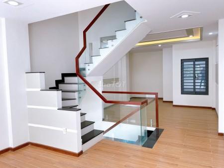 Bán nhà rộng 55m2, hẻm Đinh Bộ Lĩnh, Bình Thạnh, 1 trệt, 4 lầu, giá 8.6 tỷ, thương lượng, 55m2, ,