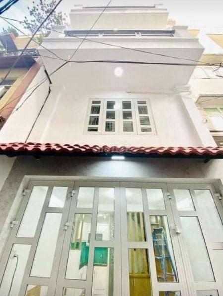 Nhà sổ riêng chính chủ cần bán nhà rộng 52m2, 1 trệt, 2 lầu, 3 PN. ĐC Phan Văn Khoẻ, Quận 6, 52m2, 3 phòng ngủ, 3 toilet