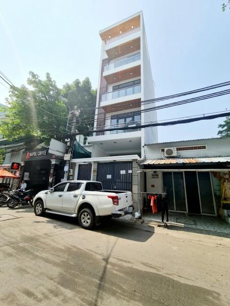 Bán nhà mặt tiền đường số Tân Quy, DT: 5x20m, hầm, trệt, 3 lầu sân thượng, Giá 14,2 tỷ.(hàng hiếm), 100m2, 6 phòng ngủ, 7 toilet