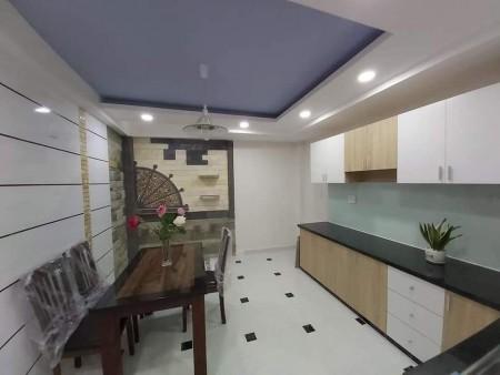 Đường Phú Thọ Hoà, Tân Phú cần bán nhà 1 trệt, 3 lầu đúc, dtds 56m2, giá 6.8 tỷ, LHCC, 56m2, ,