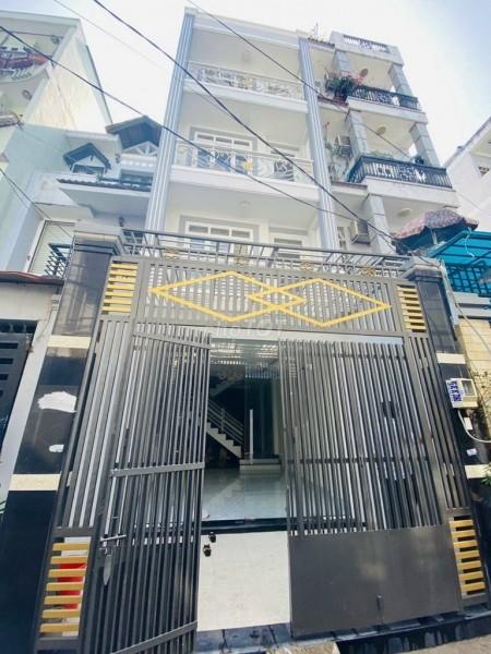Chủ bán nhà rộng 68m2 (4mx17m), giá 6.2 tỷ, cò mới, hẻm 116/1 Huỳnh Văn Nghệ, Tân Bình, 58m2, ,