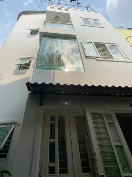 Xoay tiền làm kinh doanh nên cần bán nhà rộng 35m2, 3 tầng, kiến trúc đẹp, hẻm Trần Quang Khải, Quận 1, 35m2, ,