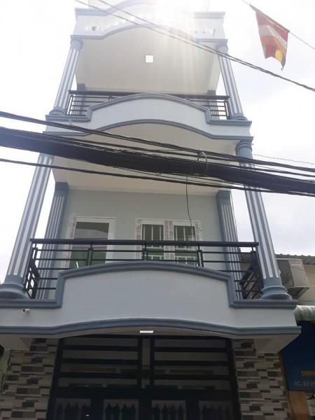 Bán nhà rộng 52.5 tỷ, mt 762 Hồng Bằng, Quận 11, pháp lí chính chủ, giá 6.95 tỷ, 52.5m2, 4 phòng ngủ, 4 toilet