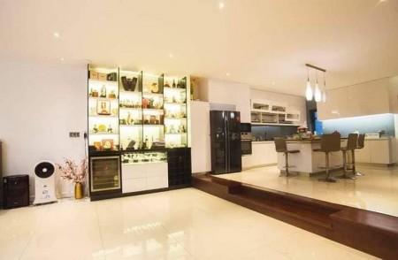 Biệt thự Vip khu Phú Nhuận cần bán giá 68 tỷ, 2 toà liền kề, dtsd 270m2, LHCC, 270m2, ,
