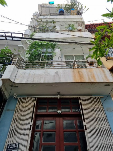 Bán nhà hẻm 128/4 Trần Kế Xương, Quận Phú Nhuận, dtsd 25m2, 1 trệt, 3 lầu, giá 4.5 tỷ, thương lượng, 25m2, ,