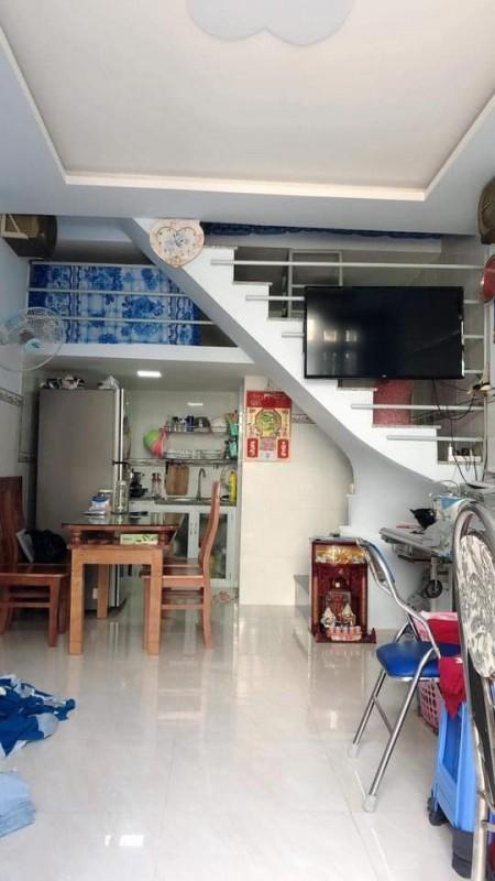 Bán nhà hẻm Lạc Long Quân, Tân Bình, dtsd 35m2, sàn gạch men, giá 3.7 tỷ, thương lượng, 35m2, ,