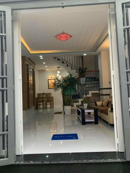 Hẻm an ninh Phạm Văn Bạch, Quận Tân Bình cần bán nhanh giá 3.8 tỷ, 1 trệt, 1 lầu, dtsd 40m2, nở hậu, 40m2, ,