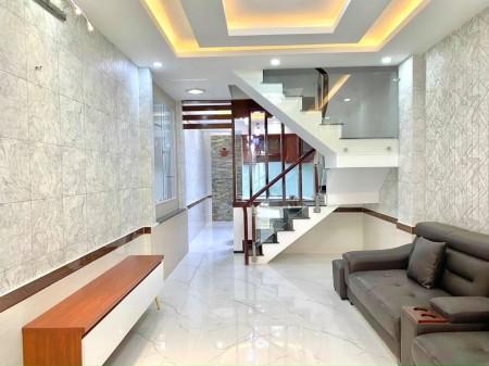 Đường Nguyễn Văn Khối, Quận Gò Vấp cần bán nhà rộng 42m2 (3.5mx12m), giá 4.3 tỷ, 42m2, ,
