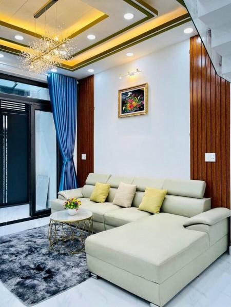 Nguyên căn hẻm Quang Trung, Quận Gò Vấp cần bán nhanh rộng 49m2, 2 tầng, giá 4.38 tỷ, LHCC, 49m2, ,