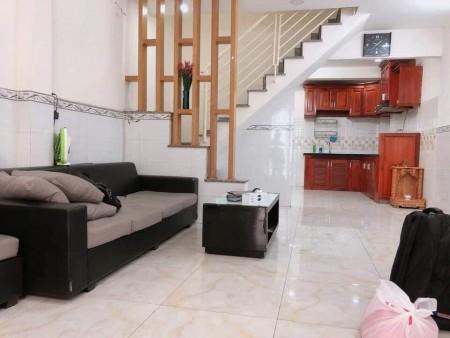 Bán nhà 2 tầng, 3 PN, giá 4.8 tỷ, thương lượng, hẻm Bùi Thị Xuân, Quận Tân Bình, LHCC, 40m2, ,
