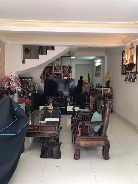 Biệt thự cao cấp cần bán nhà rộng 65m2, 5 tầng, hẻm an ninh Quận Tân Phú, giá 7.4 tỷ, lh 0931149123, 65m2, 6 phòng ngủ, 5 toilet