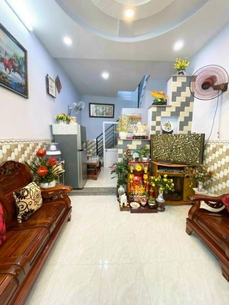 Hẻm Dương Quảng Hàm, Quận Gò Vấp cần bán nhà rộng 2.45 tỷ, thương lượng, dtsd 22m2, 22m2, ,