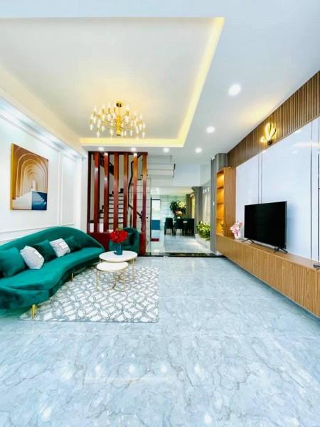 Hẻm 149 Nguyễn Duy Cung, Quận Gò Vấp cần bán nhanh nguyên căn 65m2, tặng nội thất, giá 7.35 tỷ, 65m2, ,