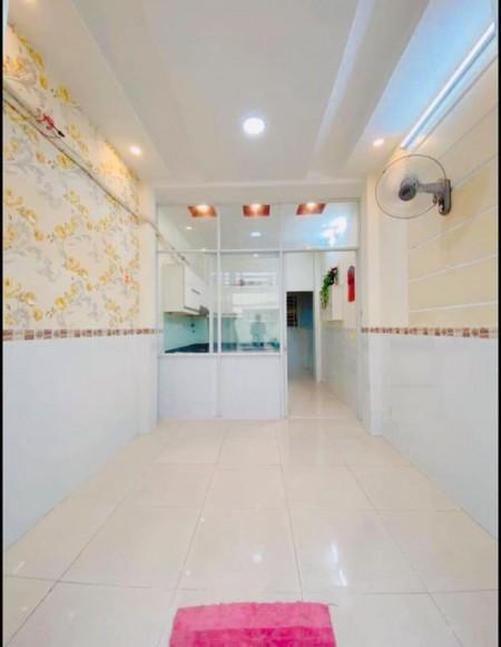 Khu dân cư hẻm Nơ Trang Long, Bình Thạnh cần bán nhà 40m2, 4 tầng, giá 4 tỷ, thương lượng, 40m2, ,