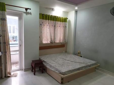 Bán nhà Chợ Vãi Đường Đặng Minh Trứ Tân Bình - Tiện kinh doanh 5 tầng., 85m2, 5 phòng ngủ, 5 toilet