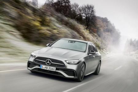 Mercedes-Benz C-Class 2022 được ra mắt