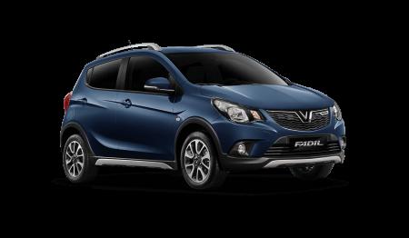 Giá xe VinFast Fadil tháng 3/2021: Hỗ trợ 100% phí trước bạ