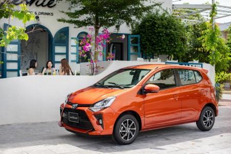 Toyota Wigo - xe đô thị cỡ nhỏ phù hợp phái đẹp