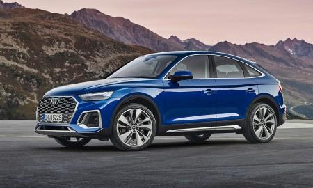 Giá xe Audi Q5 mới nhất tháng 06/2021