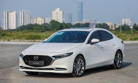 Cập nhật giá xe Mazda 3 mới nhất tháng 07/2021