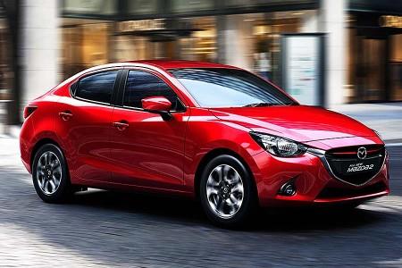 Giá xe Mazda2 mới nhất tháng 07/2021