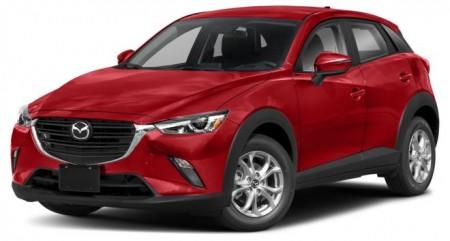 Giá xe Mazda CX-3 mới nhất tháng 07/2021