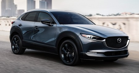 Giá xe Mazda CX-30 mới nhất tháng 07/2021