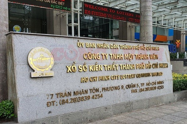 Công ty xổ số kiến thiết Hồ Chí Minh