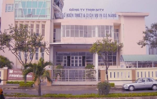 Công ty Xổ số Kiến thiết Đà Nẵng